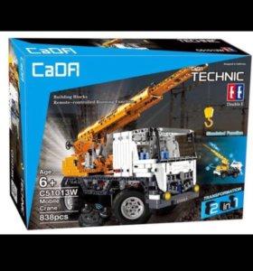 Машинка LEGO-Technic Конструктор Радиоупровляемы