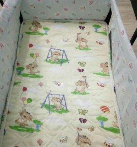 Матрас для детской кровати