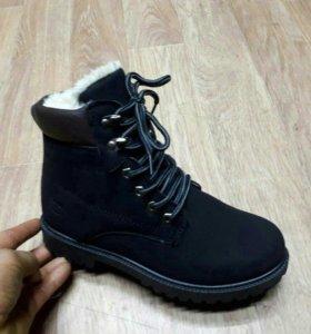 ботинки новые 38 размер