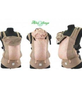 Слинг с бандажом - удобный и полезный для спины