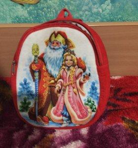 Рюкзак и сумочки конфетницы