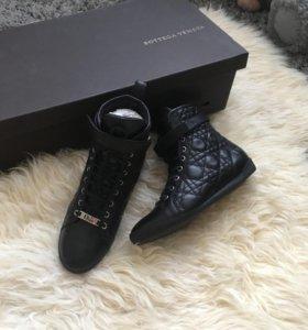 Ботинки C.Dior 💯 оригинал