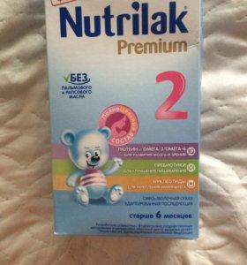 Смесь Nutrilak 2