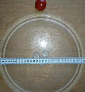 Тарелка 28,5 микроволновой печи