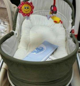 Кресло качалка Tiny Love 3 в одном