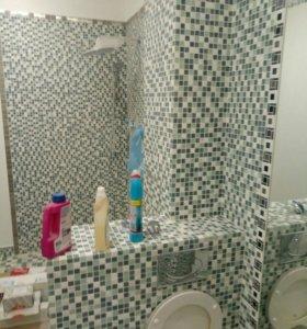 Плиточные работы /Ремонт в ванной