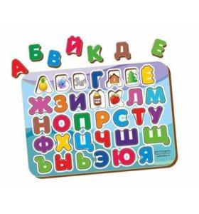 "Развивающая игрушка ""Учим алфавит"""