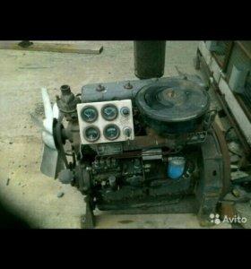 Двигатель. Запчасти для спец техники