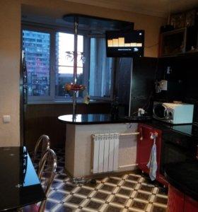 Квартира, 2 комнаты, 49.3 м²