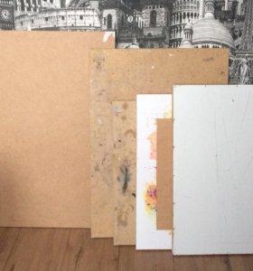 Планшеты б/у для художников
