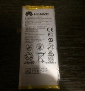Аккумуляторная батарея(АКБ) Huawei P8 lite новая