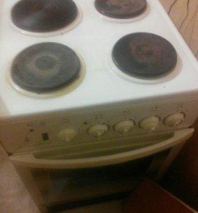 Плита электрическая б у рабочая