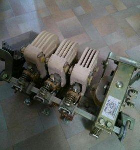 Автоматические выключатели, контакторы