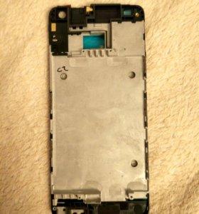 Панель на HTC One mini