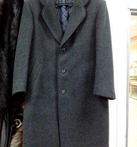 Пальто мужское 52-54 размер