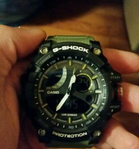 Casio G-Shock WR20BAR