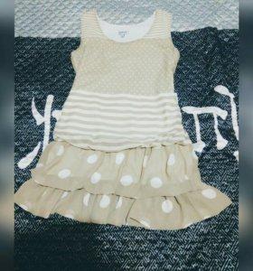 Котельное платье .