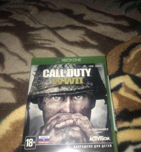 Call of duty WW2 для Xbox
