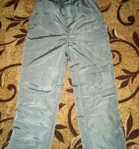 Зимние брюки бесплатно
