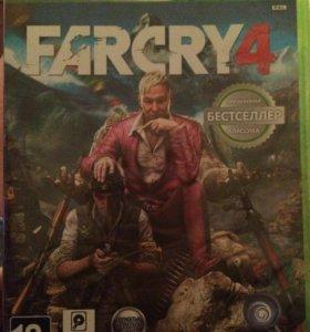 Farcry 4. Обмен на гонки.