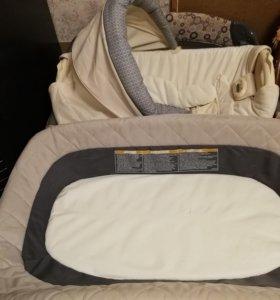 Манеж- кровать Graco