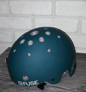 Шлем FUSE велоспорт