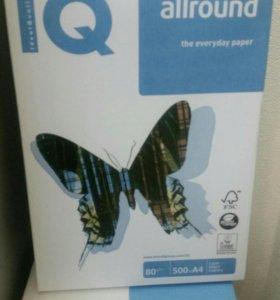 Бумага для офисной техники IQ Allround А4