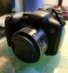 Фотокамера Canon PowerShot SX1 is