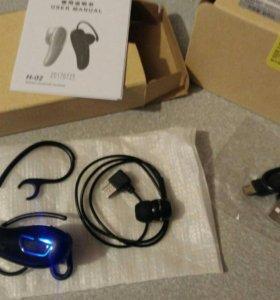 Гарнитура JOWAY Bluetooth