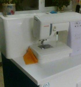 Продам швейную машину Джаноме 6019