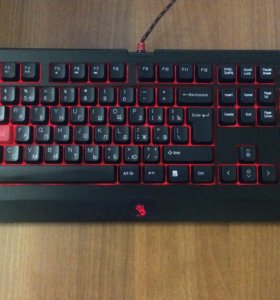 Игровая клавиатура A4Tech Bloody