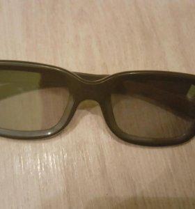 3D очки для кинотеатра