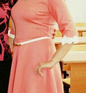Платье б\у