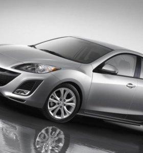 Запчасти для Mazda 3 BL