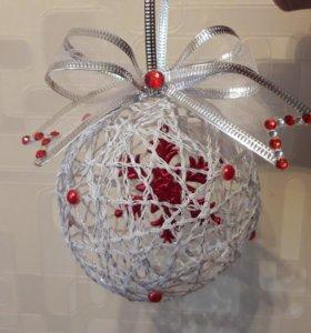 """Новогодние подарки. Елочные шары """"Знаки зодиака"""""""