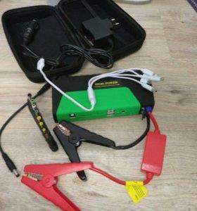 Пуско-зарядное устройство (повербанк)