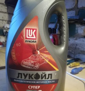 Масло Лукойл