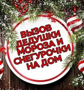 Дед Мороз экспресс поздравление