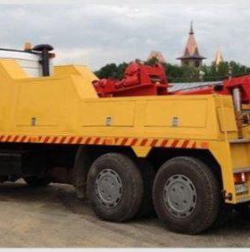 Грузовой эвакуатор от 4 до 75 тонн