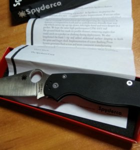 Складной нож Spyderco Paramilitary 2