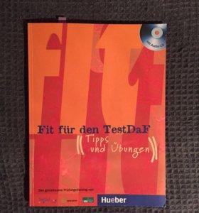 Учебник для подготовки к TestDaF