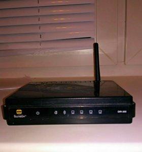 Wifi роутер Билайн DIR 300 б/у