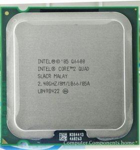 Процессор 4 ядра 775