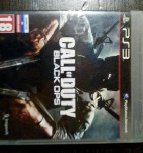 Видео игра для PS3 CALL of DUTY BLACK OPS