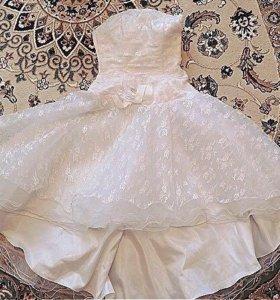 Свадебное платье, 42-46