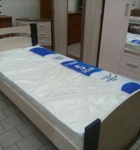 Кровать 90х200 Новая