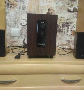 Аудиосистема logitech speaker system z443