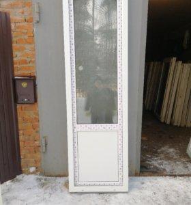 Пластиковая Дверь 2320 х 700