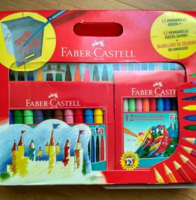Faber-Castell, Италия!