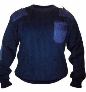 Полицейский свитер